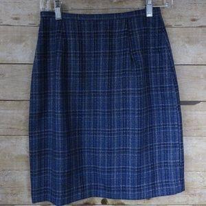 Tailor B. Moss Lined Skirt - 2